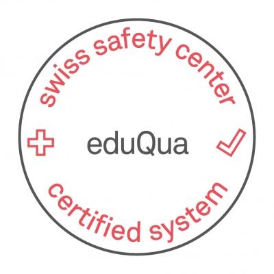 Unsere Ausbildungen sind zertifiziert!