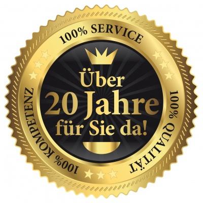 Ueber 20 Jahre Jub Fotolia 40354877 m Deutsch